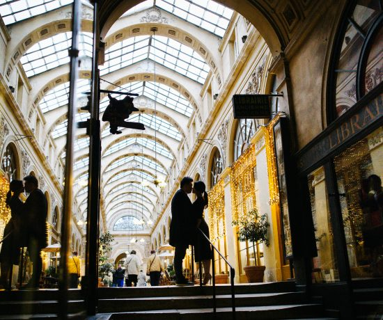 Christmas Pre-wedding in Paris (p. 1) | Through The Glass Photography image 8