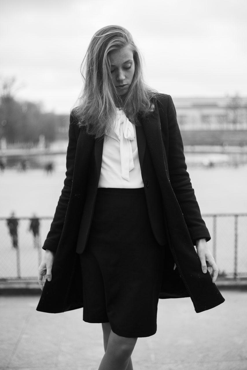 Q1A8548-854x1280 My Parisian girl Portraits  black and white paris chụp ảnh paris dutch in paris fashion blogger Fashion Photography french mode Paris portrait photography portrait paris wanderlust photography