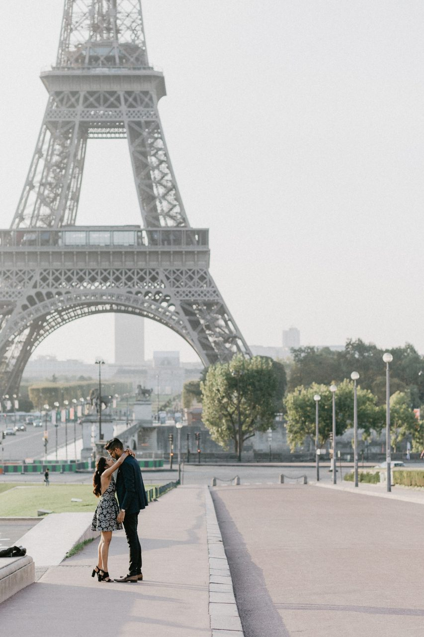 IMG_5140-853x1280 The Perfect Parisian Surprise Proposal Couples Weddings & Couples  chụp ảnh paris Couple Photography in Paris eiffel tower elopement photography paris engagement photography feature pre wedding paris surprise proposal surprise proposal paris Wedding Photographer in Paris